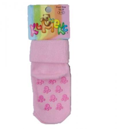 Sosete bebe (roz)