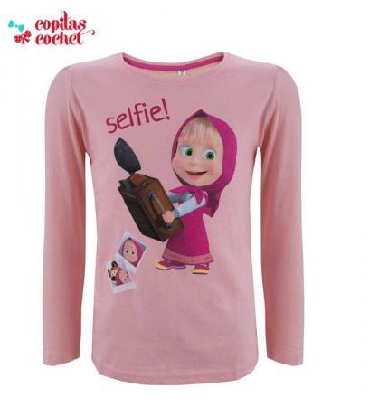 Bluza Masha (roz)