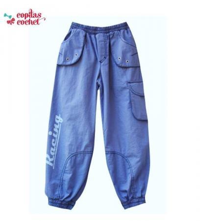 Pantaloni fas