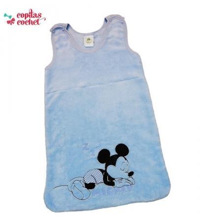 Sac de dormit bebe Mickey Mouse (bebe)