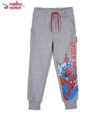 Pantaloni trening Spiderman (gri)