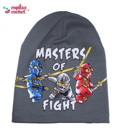 Caciula Lego Ninjago Masters of Fight