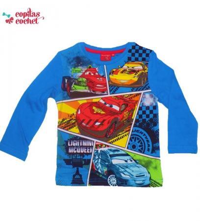 Bluza Cars (albastru)