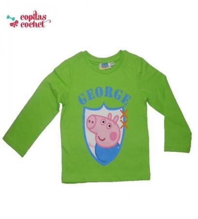 Bluza George Pig (verde)