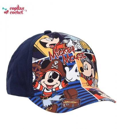 Sapca Mickey Mouse (bleumarin)