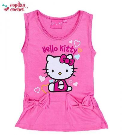 Rochie Hello Kitty (roz)