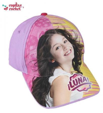 Sapca Soy Luna (lila)