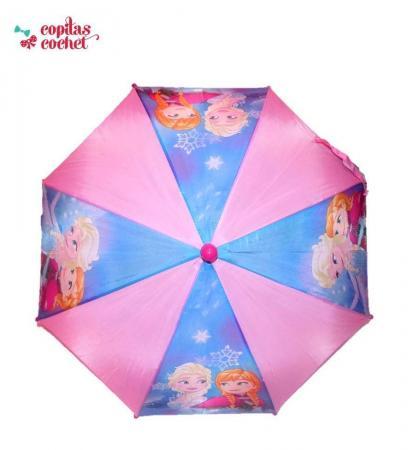 Umbrela Frozen (maner sub forma de inima)