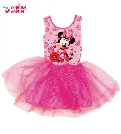 Rochie balerina Minnie Mouse