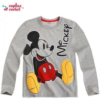 Bluza Mickey Mouse (gri)