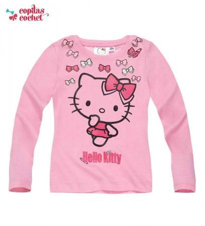 Bluza Hello Kitty (roz)