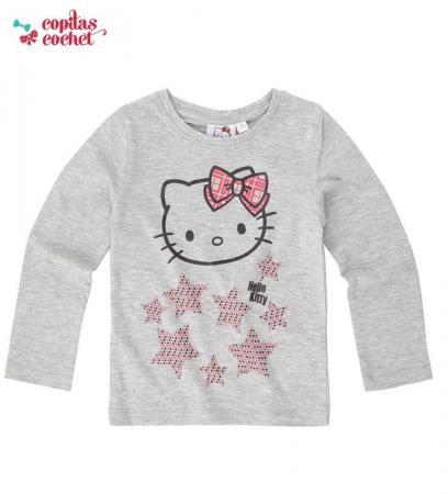 Bluza Hello Kitty (gri)