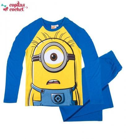 Pijamale Minions 2