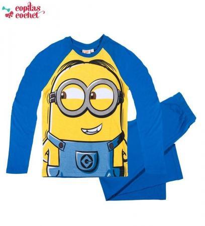 Pijamale Minions 1
