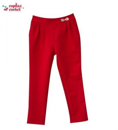 Pantaloni fundita (rosu)