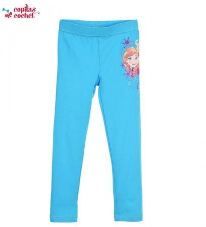 Colanti Frozen(albastru)