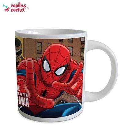 Cana Spiderman (maro)
