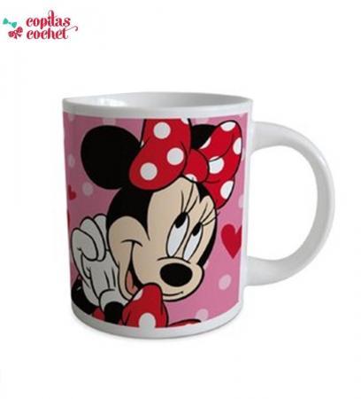 Cana Minnie Mouse (roz)