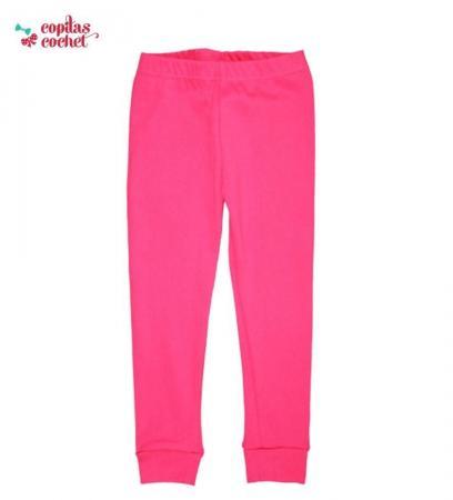 Pantaloni pijama (fucsia)