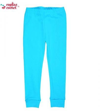 Pantaloni pijama (turcoaz)