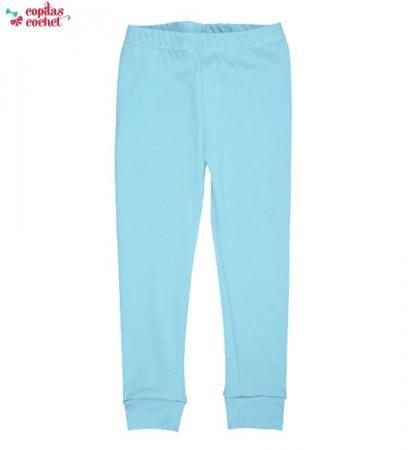 Pantaloni pijama (bleu)