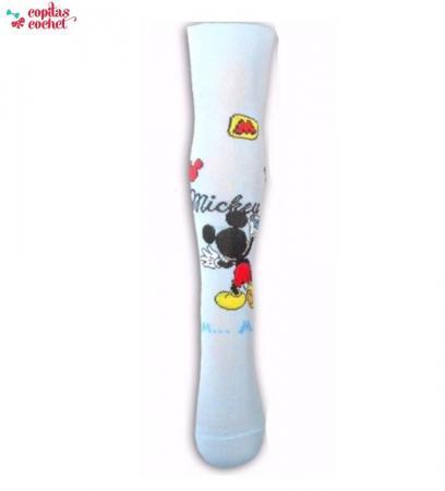 Dresuri bebe Mickey Mouse (bleu)
