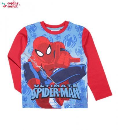 Bluza Spiderman (rosu)