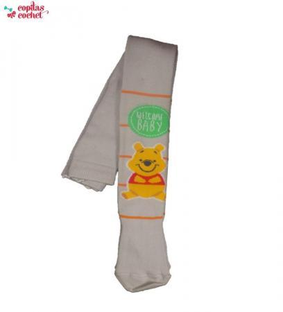 Dresuri bebe Winnie the Pooh (gri)